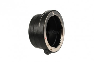 Objektivadapter für Pentax Objektive an Nikon 1 Systemkamera