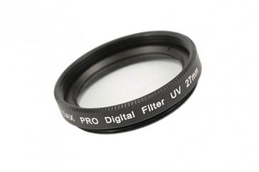 UV Filter 27 mm + Filterbox