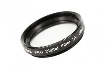 UV Filter 28 mm + Filterbox