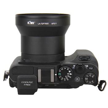 Spiral-Anschlusskabel für Fernauslöser für Canon RS-80N3
