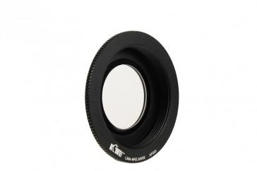 M42 Gewinde auf Nikon DSLR Kameras Adapter mit Korrekturlinse