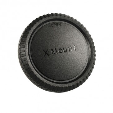 Gehäusedeckel für Fujifilm X-Bajonett Kameras