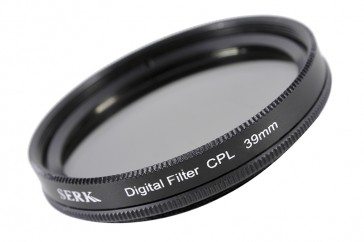 39 mm CPL Polarisationsfilter Circular SLIM Polfilter
