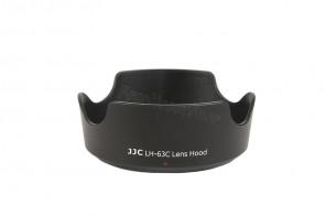 JJC Gegenlichtblende für Canon EF-S 18-55mm 1:3,5-5,6 IS STM w. EW-63C