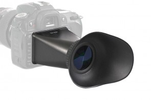 Sucher ViewFinder LCD Displaylupe für Canon 500D