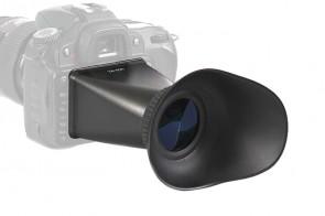 Sucher ViewFinder LCD Displaylupe für Nikon D3000...
