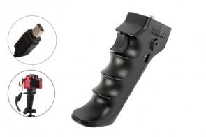 Pistolen Handgriff mit Auslöser für Olympus RM-UC1