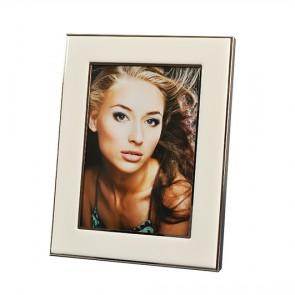 """Porträtrahmen """"Pittsburg"""", 10 x 15 cm, Metall, von Hama (57643)"""