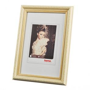 "Hama Bilder-Rahmen ""Elba"", 13 x 18 cm, Champagner"