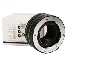 Viltrox Extension Tube AF Macro Zwischenringe 10mm 16mm für Micro 4/3 MFT