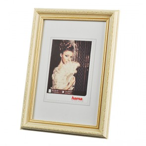 "Hama Bilder-Rahmen ""Elba"", 15 x 20 cm, Champagner"
