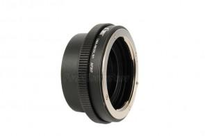 Objektivadapter für Nikon G Objektive an Nikon 1 Systemkamera