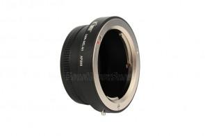 Objektivadapter für Minolta MD / MC Objektive an Nikon 1 Systemkamera