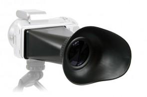Sucher ViewFinder LCD Displaylupe für Sony NEX-3 NEX-5...