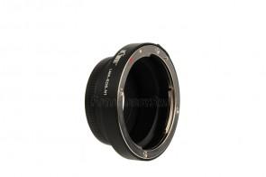 Objektivadapter für Canon EF Objektive an Nikon 1 Systemkamera