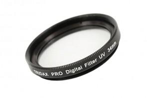 UV Filter 34 mm + Filterbox