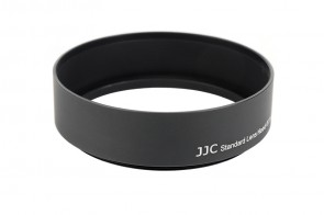 JJC LN-77S Gegenlichtblende Standard Metall Schraubgewinde Ø 77 mm