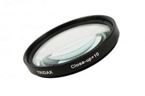 Nahlinse Makrolinse +10 49 mm + Filterbox