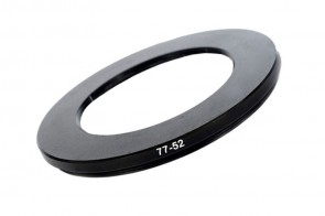 Filteradapter Adapterring Step-Down 77mm - 52mm