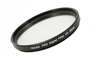 UV Filter 52 mm + Filterbox