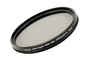 Tridax PRO Digital CPL Slim Polfilter Ø 58 mm