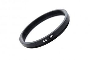 Filteradapter Adapterring Step-Down 49mm - 46mm