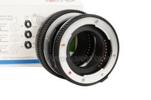 Viltrox Extension Tube AF Macro Zwischenringe 10mm 16mm für Fujifilm X Bajonett