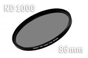 ND1000 Graufilter 86 mm + Filterbox