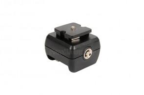 Blitzschuh-Adapter für alle Kameras mit Blitzschuh