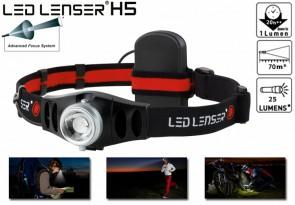 LED Lenser®  H5 Zweibrüder Stirnlampe