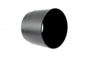 Gegenlichtblende für Canon EF 70-200mm F4 L (IS) USM / ET-74 (schwarz)