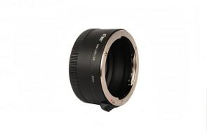 Objektivadapter für Leica R auf Sony NEX (E-Mount) Systemkameras