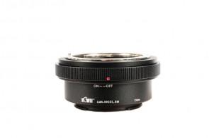 Objektivadapter für Nikon G auf Sony NEX (E-Mount)