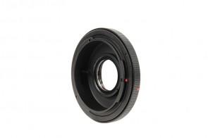 Objektivadapter für Canon FD auf Canon EOS