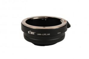Objektivadapter für Leica R  an Samsung NX