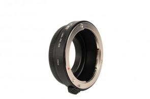 Objektivadapter für Pentax K an Samsung NX