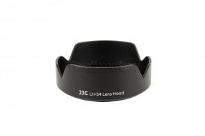 JJC Gegenlichtblende für Canon EF-M 18-55mm 1:3.5-5.6 IS STM ersetzt EW-54