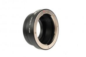 Objektivadapter für Sony A / Minolta AF Objektive an Fujifilm X-Bajonett Kamera