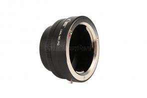 Objektivadapter für  Minota MD / MC Objektiv an Pentax Q Kamera