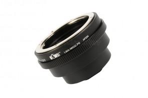 Objektivadapter für Nikon G Objektiv an Pentax Q / Q7 / Q10 / Q-S1 Kamera