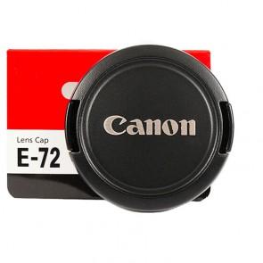 Original Canon Objektivdeckel E-72