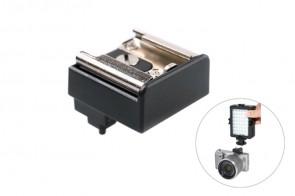 JJC MSA-6 Blitzschuhadapter für Sony NEX