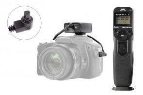 Funk Timer Fernauslöser für Canon RS-80N3 (7D, 5D, D60...)