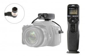 Funk Timer Fernauslöser für Nikon MC-30 (D850, D810, D200, D300, D300s, D3, D3X, D2...)