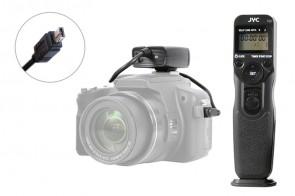 Funk Timer Fernauslöser für Nikon kompatibel mit MC-DC2