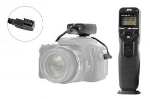 Funk Timer Fernauslöser kompatibel mit Sony RM-S1AM / Minolta RC-1000