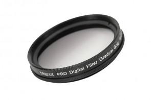 Tridax Verlaufsfilter Gradual grau / grey 40,5 mm