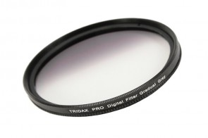 Tridax Verlaufsfilter Gradual grau / grey 67 mm