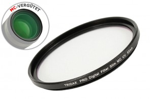 PRO Digital SLIM MC UV Filter 55mm 12-fach vergütet
