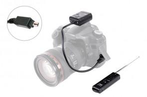 Funk Fernauslöser (N2) für Nikon D70s, D80